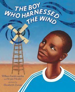 SmallThe Boy Who harnessed the Wind cover