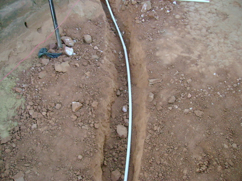 Digging_a_new_trench_for_conduit