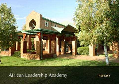 African Leadership Academy : Formation de futures générations de leaders pour l' Afrique  dans Education home6